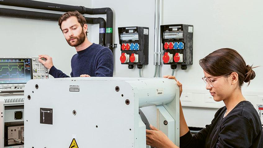 Article of the AMT lab in the Swiss Research Magazine Horizons